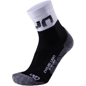 UYN Cycling Light Socken Damen schwarz/weiß